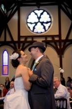 Peabody-Peacock Wedding