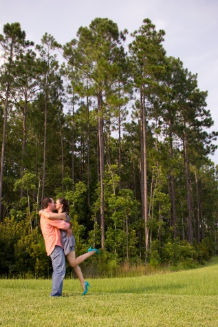 Engagement Photography Jacksonville